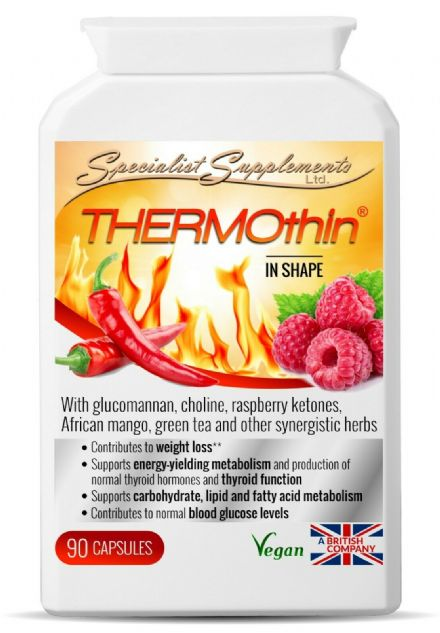 THERMOthin v8 x 90 Capsules; Weight Loss; Specialist Supplements